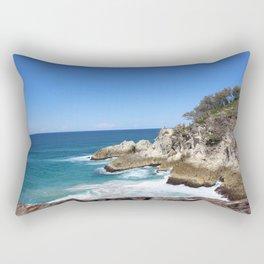 North Stradbroke Island Australia Rectangular Pillow