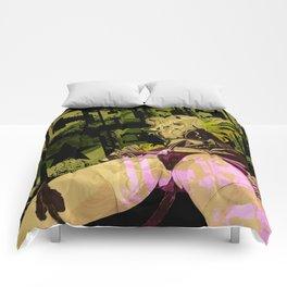 CHEER DEVIL Comforters