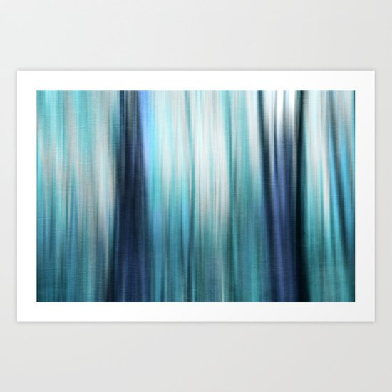 UP TO THE SKY Art Print