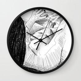 Love to Watch Wall Clock
