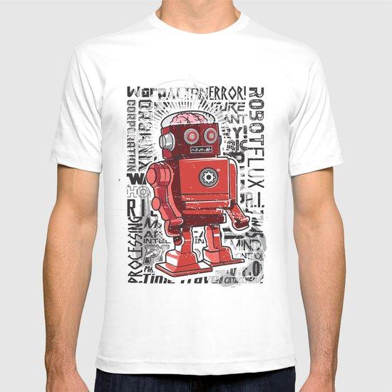 Robot Flux T-shirt