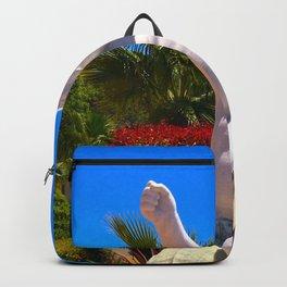 Castle Cherub Backpack