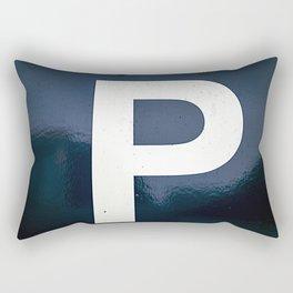 Parking Rectangular Pillow