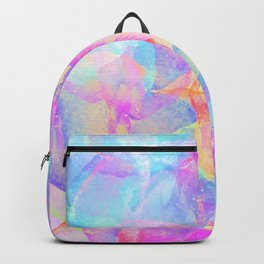Magic background pattern Backpack