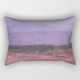 Peace ashore Rectangular Pillow
