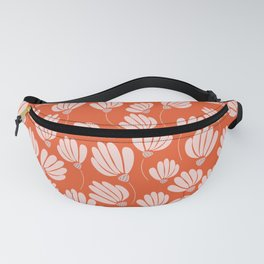 Floral Fields Pattern Design Fanny Pack