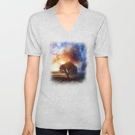 Wish You Were Here (Chapter III) Unisex V-Neck