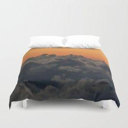 Colors of Maui Duvet Cover