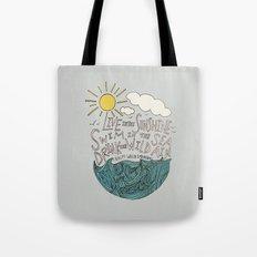 Emerson: Live in the Sunshine Tote Bag