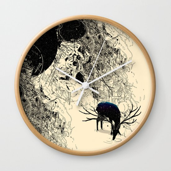 Safer Waters Wall Clock