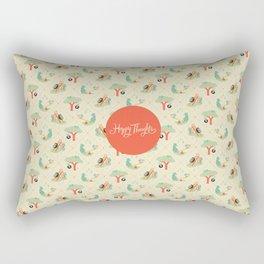 Playground Critters Rectangular Pillow