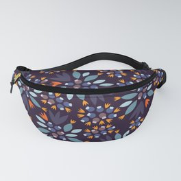 Blueberry Fanny Pack
