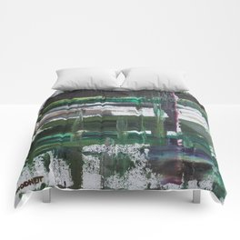 Dreary Day Comforters