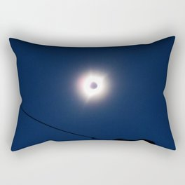 Total Eclipsy Eclipse 1 - 2017 Rectangular Pillow