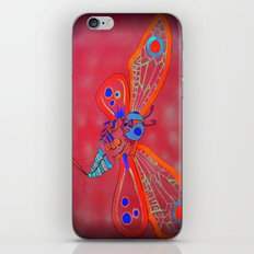 Bad Ash Mothra Funker for Wobblesauce iPhone & iPod Skin