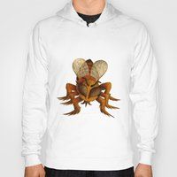 bee and puppycat Hoodies featuring bee by giol's by gianalberto oliva