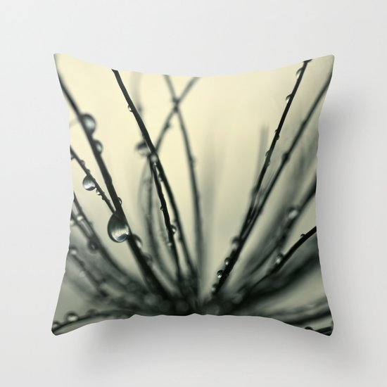 papyrus Throw Pillow
