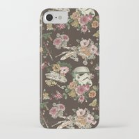 science iPhone & iPod Cases featuring Botanic Wars by Josh Ln
