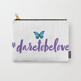 #daretobelove Carry-All Pouch