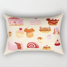 The Sweeter Things in Life Rectangular Pillow