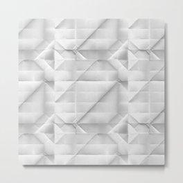 Unfold 3 Metal Print