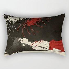 untitled death Rectangular Pillow