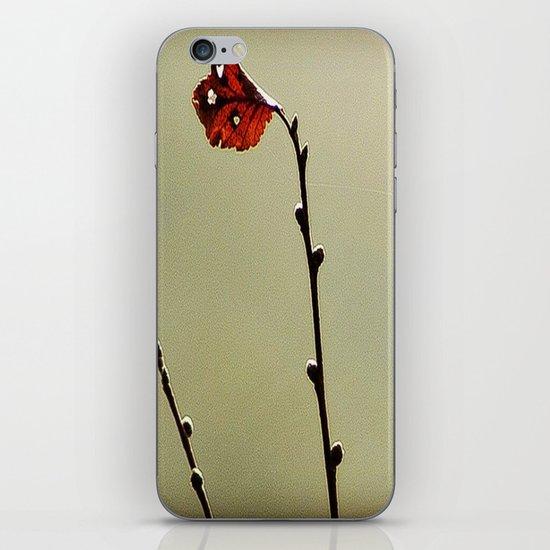 SHEET iPhone & iPod Skin