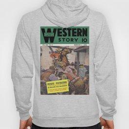Street & Smith's Western Story - February 1941 Hoody