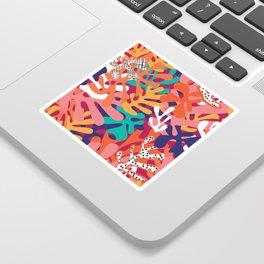 Matisse Pattern 006 Sticker