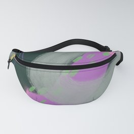 April Showers (lilac) Fanny Pack
