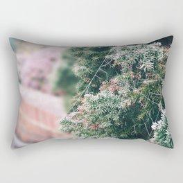 Winter Web Rectangular Pillow