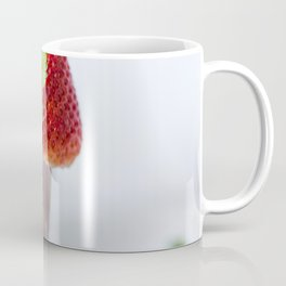 Strawberry mint milkshake Coffee Mug