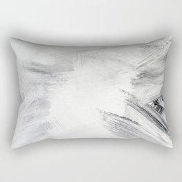 Cold Winter Rectangular Pillow
