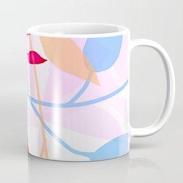 bright Flood of Leafs Coffee Mug