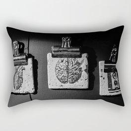 Caught In Stone Rectangular Pillow