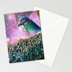 Pigeon Stationery Cards