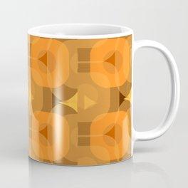 70s Era interior design Coffee Mug