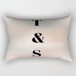 T&S Rectangular Pillow