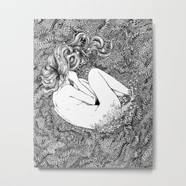 Birth of Venus Metal Print