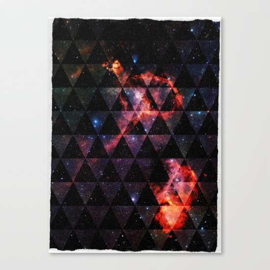 All you need is Space Canvas Print