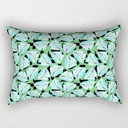 Pucker Up Rectangular Pillow