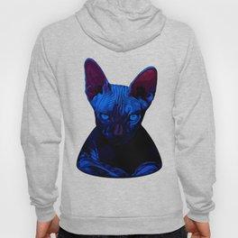 sphynx cat from hell vanfd Hoody