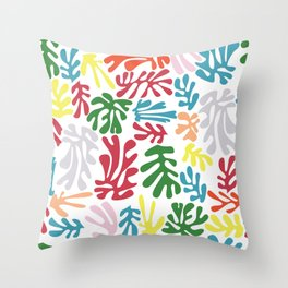 Matisse Pattern 004 Throw Pillow