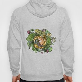 Wheat Mouse Hoody
