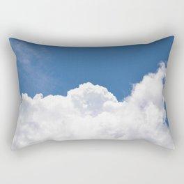 la nube Rectangular Pillow