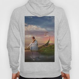 Lost In Paradise Hoody