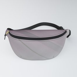 Lavender Subtlety - An Abstract Piece Fanny Pack