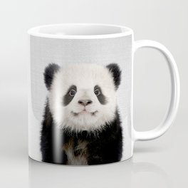 Panda Bear - Colorful Coffee Mug