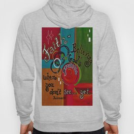 Hebrews 11 Faith Hoody