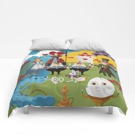 alice in wonderland collection Comforters